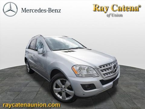 Pre-Owned 2011 Mercedes-Benz M-Class ML 350 AWD