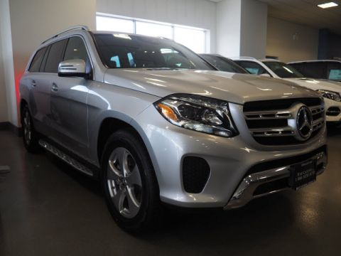 New 2017 Mercedes-Benz GLS 450 AWD 4MATIC®