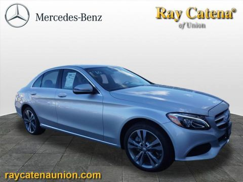 Certified Pre-Owned 2016 Mercedes-Benz C-Class C300 4MATIC® AWD