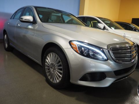 New 2017 Mercedes-Benz C-Class C 300 Luxury 4MATIC SEDAN
