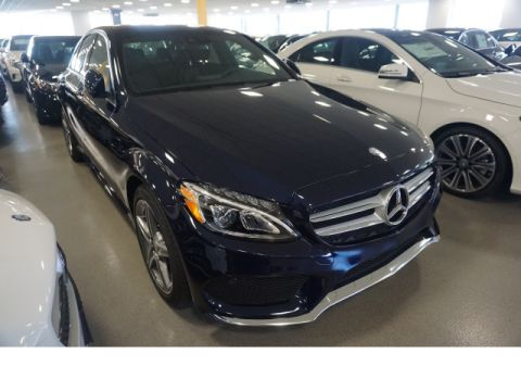 New 2017 Mercedes-Benz C-Class C300 Luxury 4MATIC® AWD