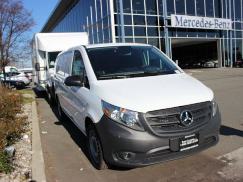 New 2016 Mercedes-Benz Metris Cargo RWD Base 3dr Mini-Van