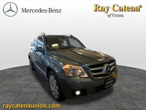 Certified Pre-Owned 2012 Mercedes-Benz GLK 350 AWD