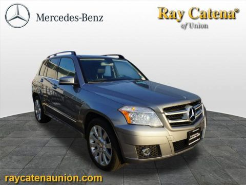 Certified Pre-Owned 2012 Mercedes-Benz GLK GLK350 4MATIC® AWD