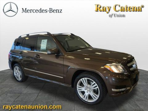 Certified Pre-Owned 2014 Mercedes-Benz GLK GLK 350 4MATIC® AWD