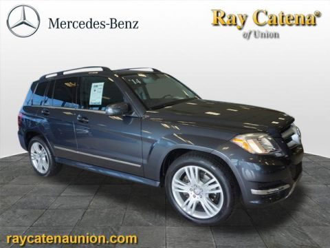 Certified Pre-Owned 2014 Mercedes-Benz GLK GLK350 4MATIC® AWD
