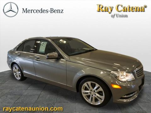 Certified Pre-Owned 2014 Mercedes-Benz C-Class C300 Luxury 4MATIC® AWD