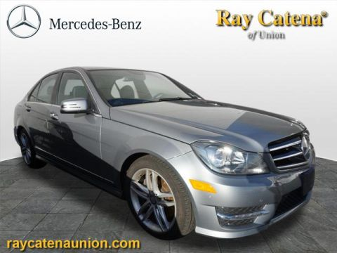 Certified Pre-Owned 2014 Mercedes-Benz C-Class C 300 Luxury 4MATIC® AWD