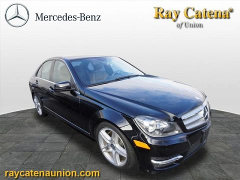 Certified Pre-Owned 2013 Mercedes-Benz C-Class C 300 Luxury 4MATIC® AWD
