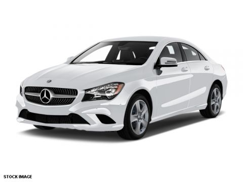 New 2015 Mercedes-Benz CLA CLA 250 FWD Coupe