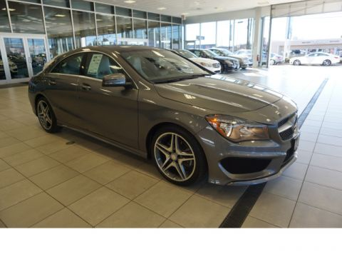Certified Pre-Owned 2014 Mercedes-Benz CLA CLA 250 Sport Rear Wheel Drive Coupe