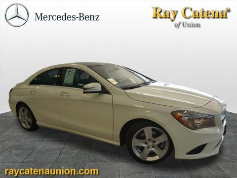Certified Pre-Owned 2015 Mercedes-Benz CLA CLA 250 4MATIC® AWD
