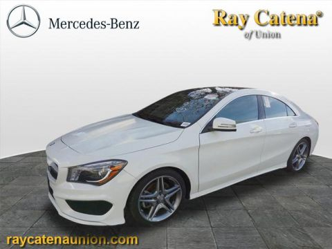 Certified Pre-Owned 2014 Mercedes-Benz CLA CLA 250 4MATIC® AWD