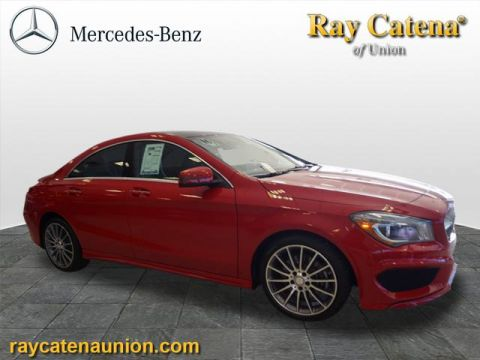 Certified Pre-Owned 2016 Mercedes-Benz CLA CLA250 4MATIC® AWD