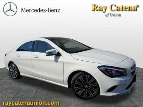 Certified Pre-Owned 2017 Mercedes-Benz CLA CLA 250 4MATIC® AWD