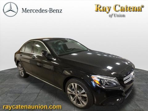 New 2017 Mercedes-Benz C-Class C 300 Luxury 4MATIC® AWD