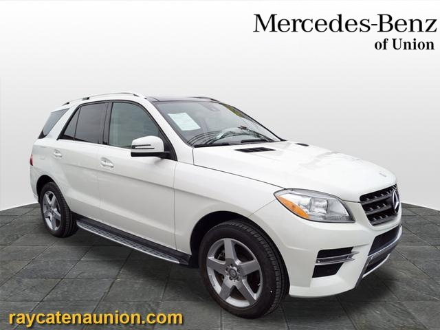 Certified Pre Owned 2017 Mercedes Benz M Cl Ml 400