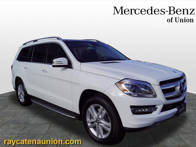 Certified Pre Owned 2017 Mercedes Benz Gl 350