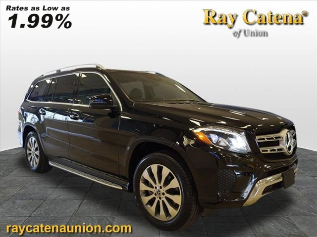 Certified Pre-Owned 2018 Mercedes-Benz GLS 450 AWD 4MATIC®