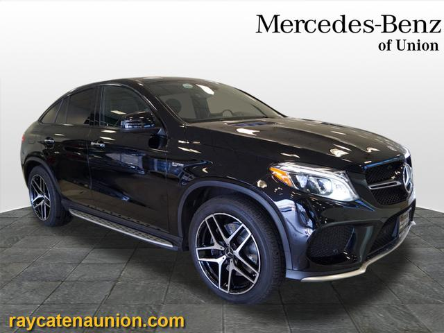 Certified Pre-Owned 2017 Mercedes-Benz AMG® GLE 43 Coupe AWD 4MATIC®