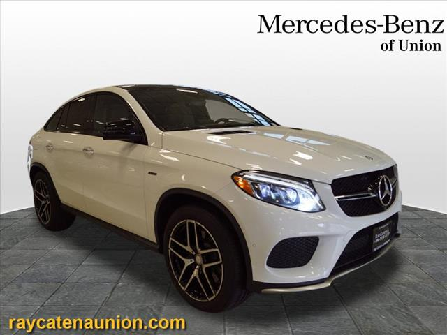 Certified Pre Owned 2016 Mercedes Benz Gle 450