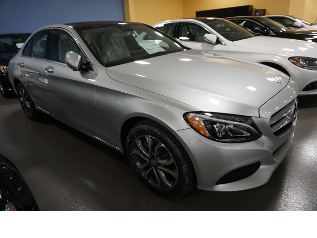 New 2017 Mercedes-Benz C-Class C 300 Luxury 4MATIC®