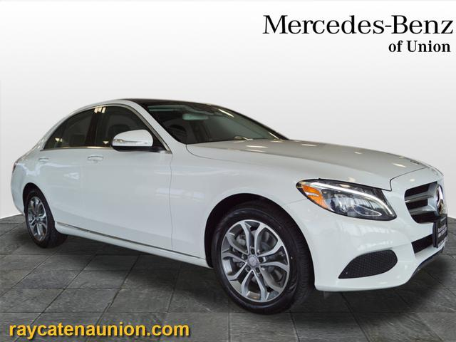 Certified Pre Owned 2015 Mercedes Benz C Class C 300 4MATIC®