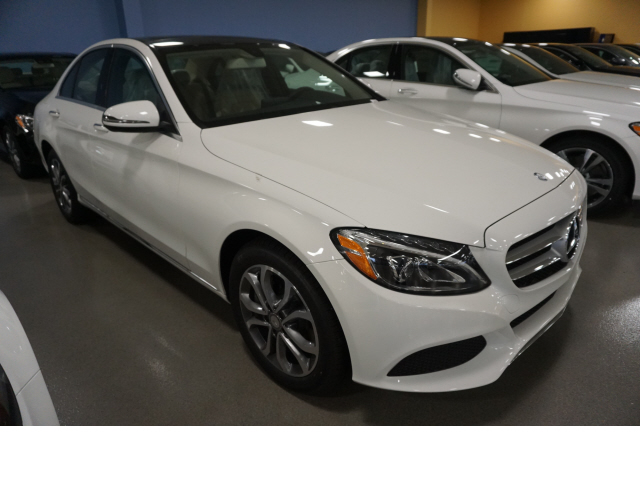 New 2017 Mercedes-Benz C-Class C300 Luxury 4MATIC®