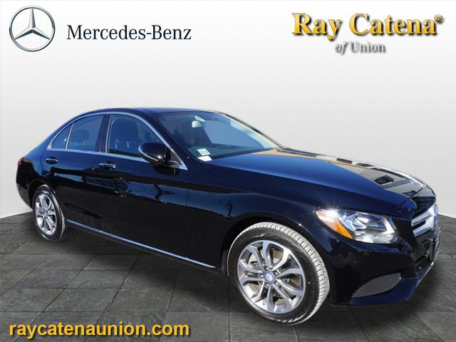 Certified Pre-Owned 2017 Mercedes-Benz C-Class C300 Luxury 4MATIC®