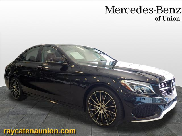 Pre-Owned 2016 Mercedes-Benz C 450 AWD 4MATIC®