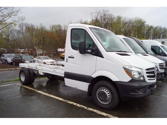 New 2018 Mercedes-Benz Sprinter Chassis Cab
