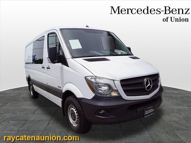 Certified Pre-Owned 2016 Mercedes-Benz Sprinter 2500 Crew Van