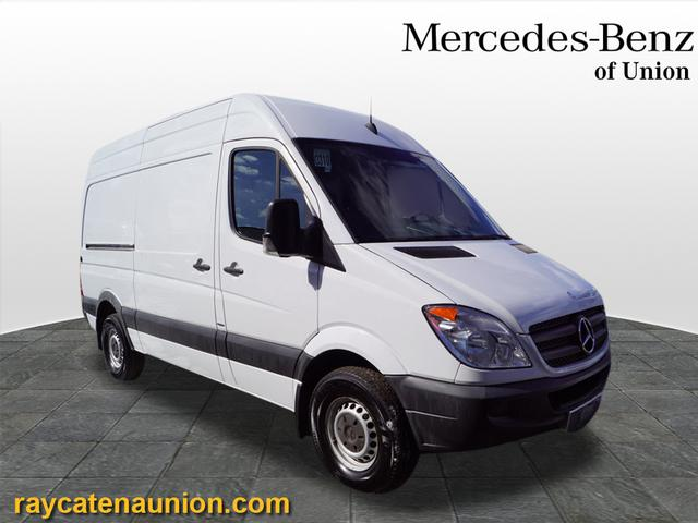 1145c2c38e Pre-Owned 2013 Mercedes-Benz Sprinter Cargo 2500 2500 3dr 144 in. WB ...