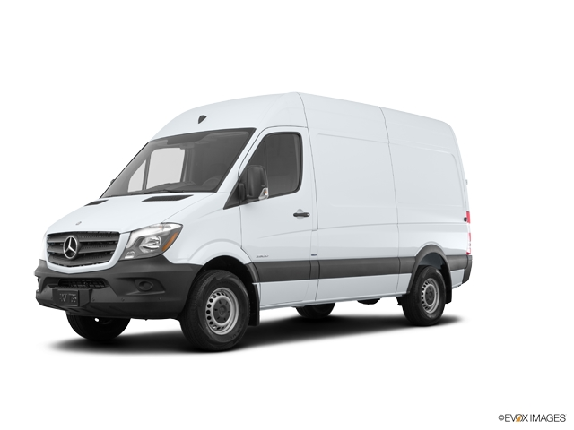 Pre Owned 2017 Mercedes Benz Sprinter 2500 Cargo Van