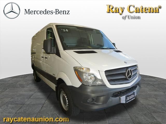 Certified Pre-Owned 2014 Mercedes-Benz Sprinter 2500 144 WB