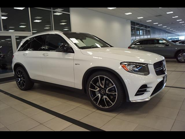 Certified Pre Owned 2017 Mercedes Benz Glc Amg Glc 43 Suv Suv In