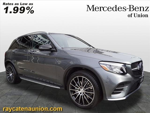 Certified Pre-Owned 2018 Mercedes-Benz AMG® GLC 43 SUV AWD 4MATIC®