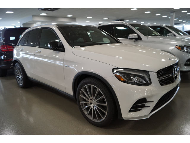 Mercedes Benz Suvs >> New 2019 Mercedes Benz Glc Amg Glc 43 Suv Suv In Union 195335