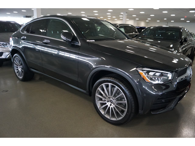New 2020 Mercedes Benz Glc 300 4matic 4matic
