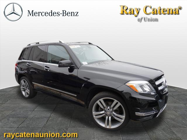 Certified Pre-Owned 2014 Mercedes-Benz GLK GLK 350 4MATIC®