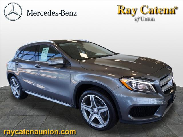 Certified pre owned 2015 mercedes benz gla gla 250 4matic for Ray catena mercedes benz