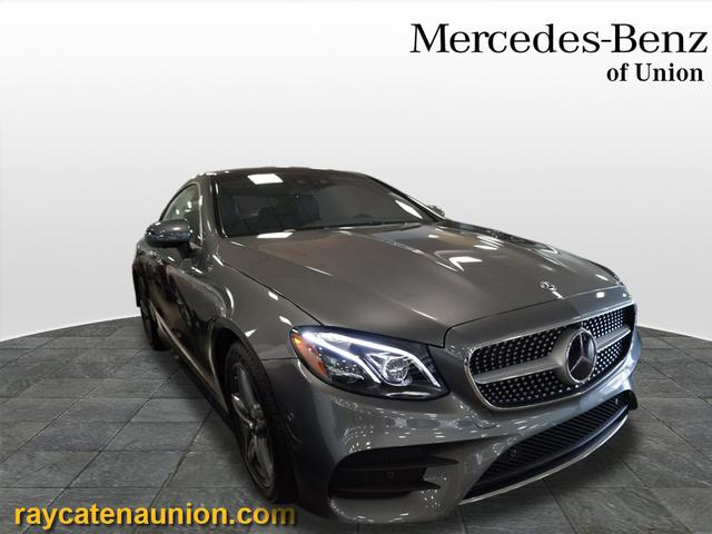 Hedendaags New 2019 Mercedes-Benz E-Class E 450 Sport COUPE in Union #1999 JQ-38