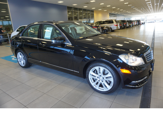 Certified Pre-Owned 2014 Mercedes-Benz C-Class C 300 Luxury 4MATIC®