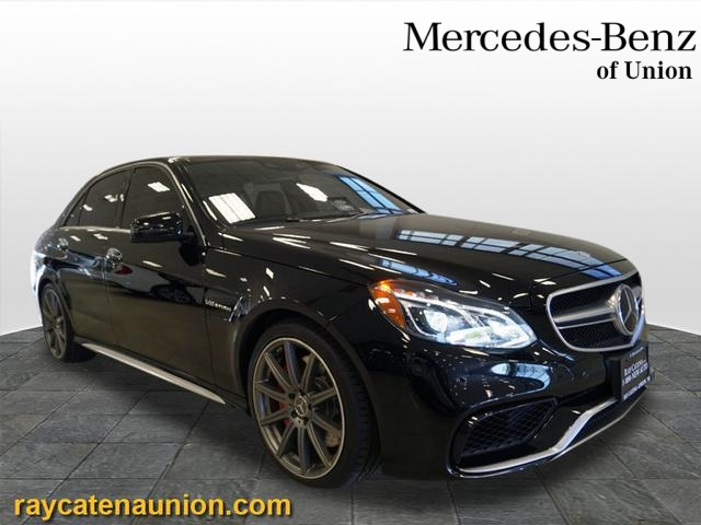 Certified Pre-Owned 2015 Mercedes-Benz E-Class AMG® E 63 Performance Package AWD 4MATIC®