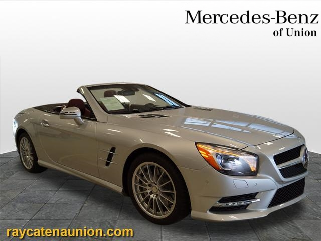 Elegant Certified Pre Owned 2014 Mercedes Benz SL Class SL 550