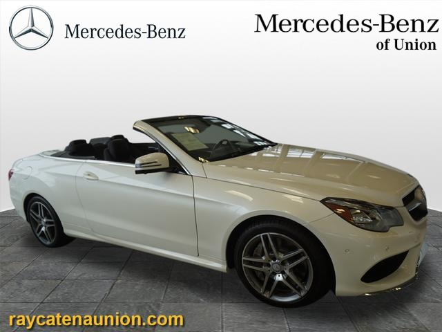 Certified Pre Owned 2014 Mercedes Benz E Class E 550 Sport