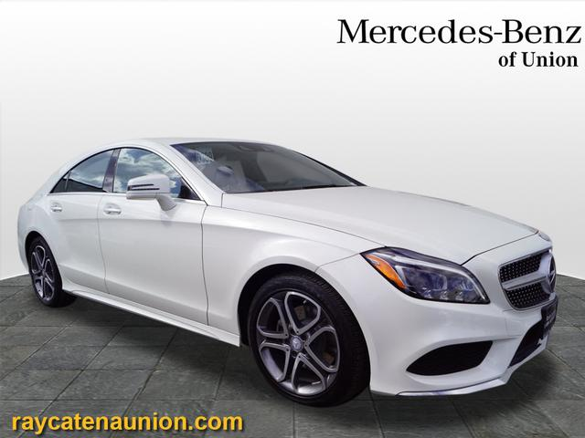Certified Pre Owned 2016 Mercedes Benz Cls 400 4matic