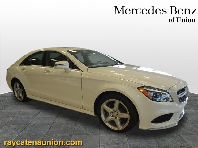 Mercedes Pre Owned >> Certified Pre Owned 2016 Mercedes Benz Cls Cls 400 Coupe In Union