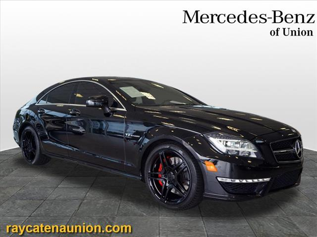 Pre-Owned 2013 Mercedes-Benz CLS AMG® CLS 63