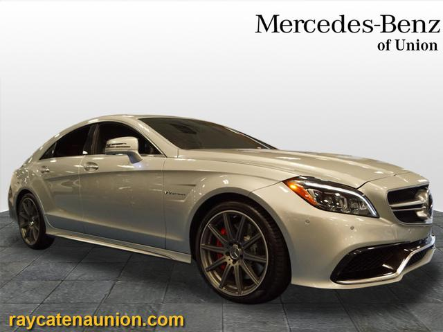 Certified Pre-Owned 2015 Mercedes-Benz AMG® CLS 63 Performance AWD 4MATIC®